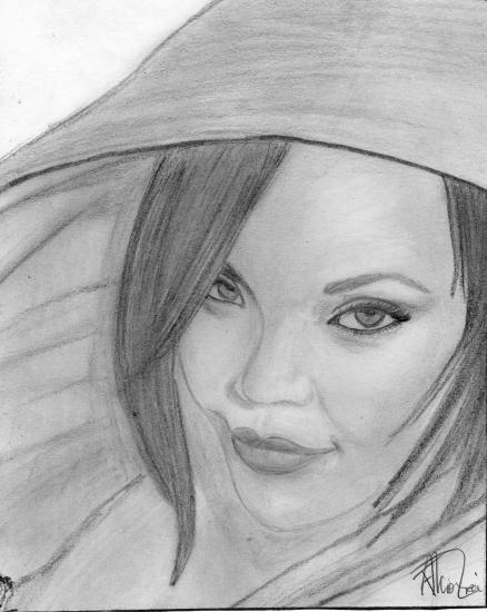 Rihanna by Marije